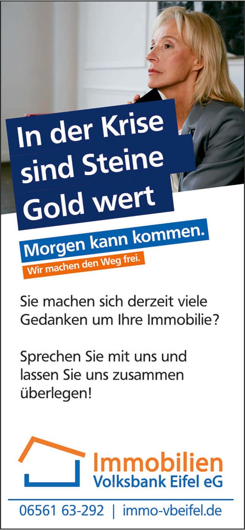 Anzeige Goldwert