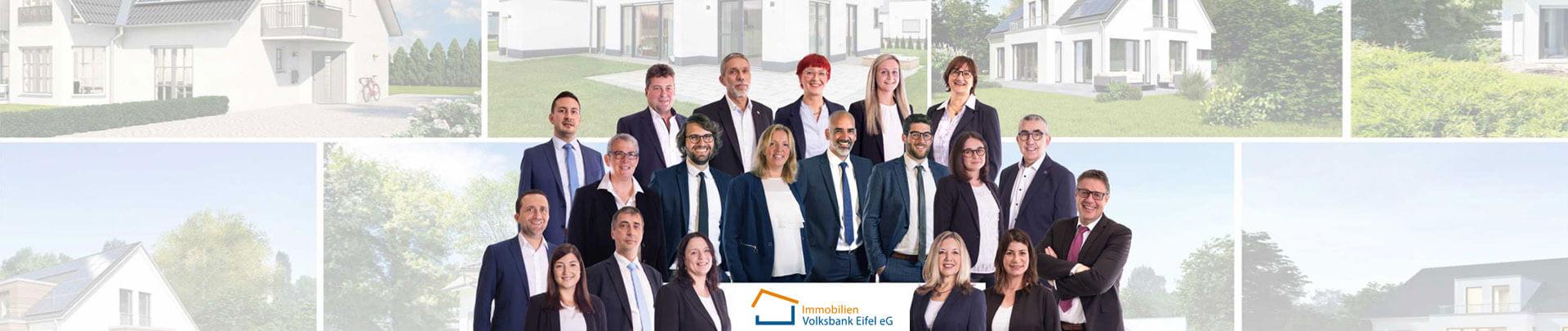 Team Immobilien Volksbank Eifel
