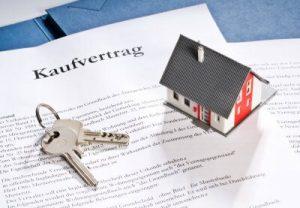 Haus Kaufvertrag