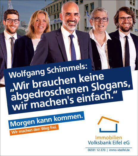 Wochenspiegel Interview Schimmels